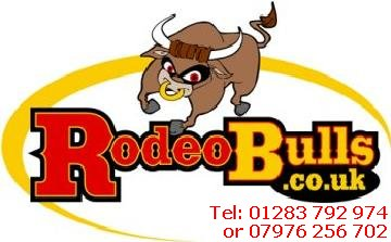 Bucking Sheep and Rodeo Bull Hire plus other Wild West theme games from rodeobulls.co.uk.